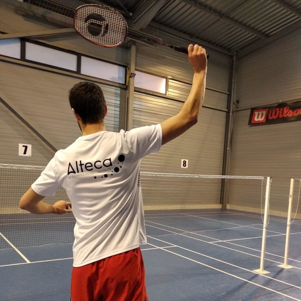 Alteca Dijon badminton