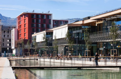 Alteca Grenoble caserne de Bonne
