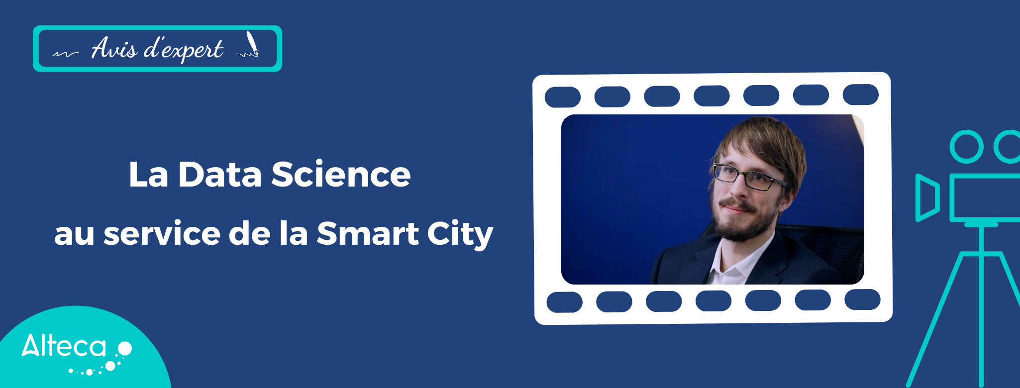 Parole d'expert : la Data Science au service de la Smart City