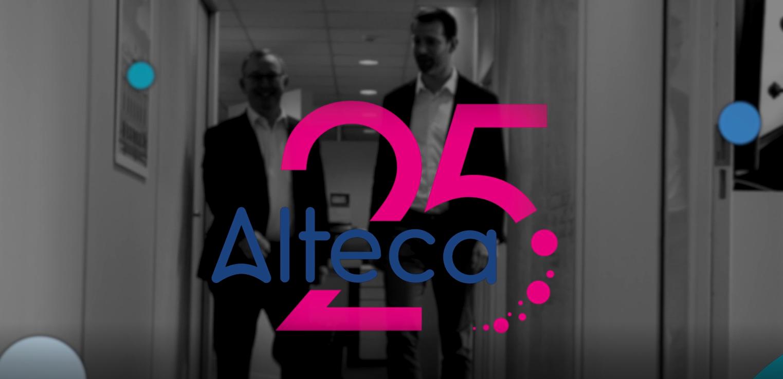 25 ans d'Alteca : l'interview vidéo croisée de Jean et Guillaume Mougin